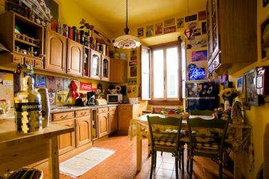... Young Style Apartment Florence   Kitchen ...